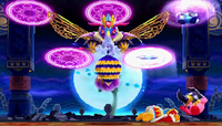 Reina Sectonia - ataque 6
