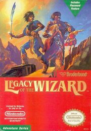 Legacy of the Wizard - Portada.jpg