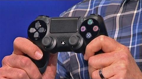 PlayStation Meeting - PlayStation 4 PS4 DualShock 4 Controller Debut
