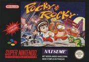 Pocky & Rocky - Portada.jpg