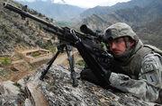 Soldiers patrol Waygul Valley 2009
