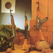 Chinese type 56 AK47