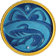 Whale Core Medal