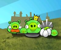 Pigs AngryBirds