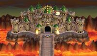 The Bowser Castle