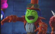 Dr. Krankcase's Laugh