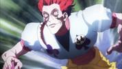 Hisoka's bloodlust
