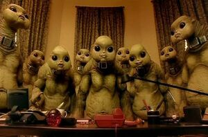 The Slitheen Family