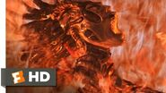 Species (10 11) Movie CLIP - Up in Flames (1995) HD