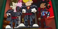 Teen Ninjas