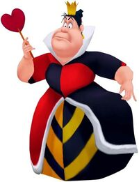 Queen of Hearts (Kingdom Hearts)