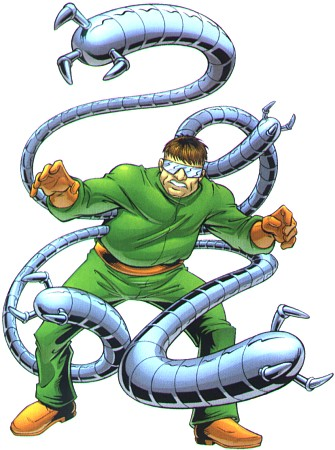Image result for doctor octopus