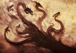 relationship between tehom tiamat dragon