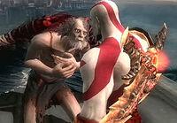 Icarus & Kratos