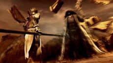 Death meets Dante