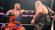 Ryback vs the Big Show