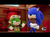 Swifty and Sonic 3