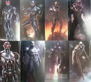 Zzzzzz Avengers Age of Ultron Concept Art 1