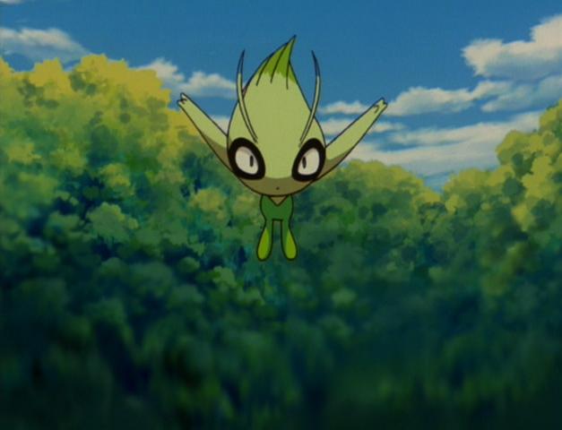 Pokemon 4ever celebi