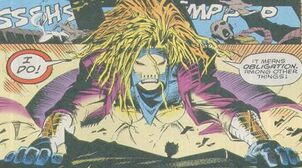 Cylla Markham (Earth-616)