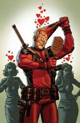 Handsom Deadpool in Vol 2 55