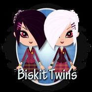 The Biskit Twins