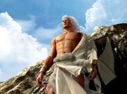 Young Zeus