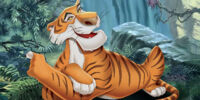 Shere Khan (Disney)/Gallery