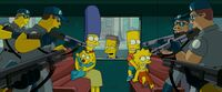 Cargill captures Marge, Bart, Lisa & Maggie