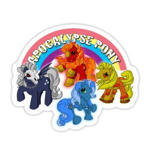 The Apocalypse Ponies