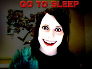 OAG as Jeff the Killer