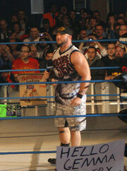 Bully Ray, Wembley Arena
