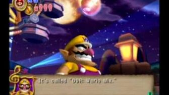 Dance Dance Revolution Mario Mix Story Mode - Wario Battle (Normal)-1