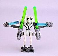 Lego General Grievous (redesign)