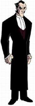 Dracula (The Batman, Casual)