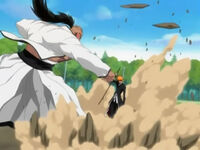 Ichigo vs Yammy