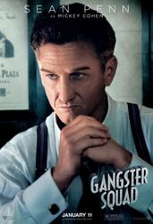 Mickey Cohen poster