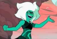 Jasper & Lapis fusion monster