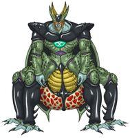 ZCell-X Render (Dragon Ball Online)