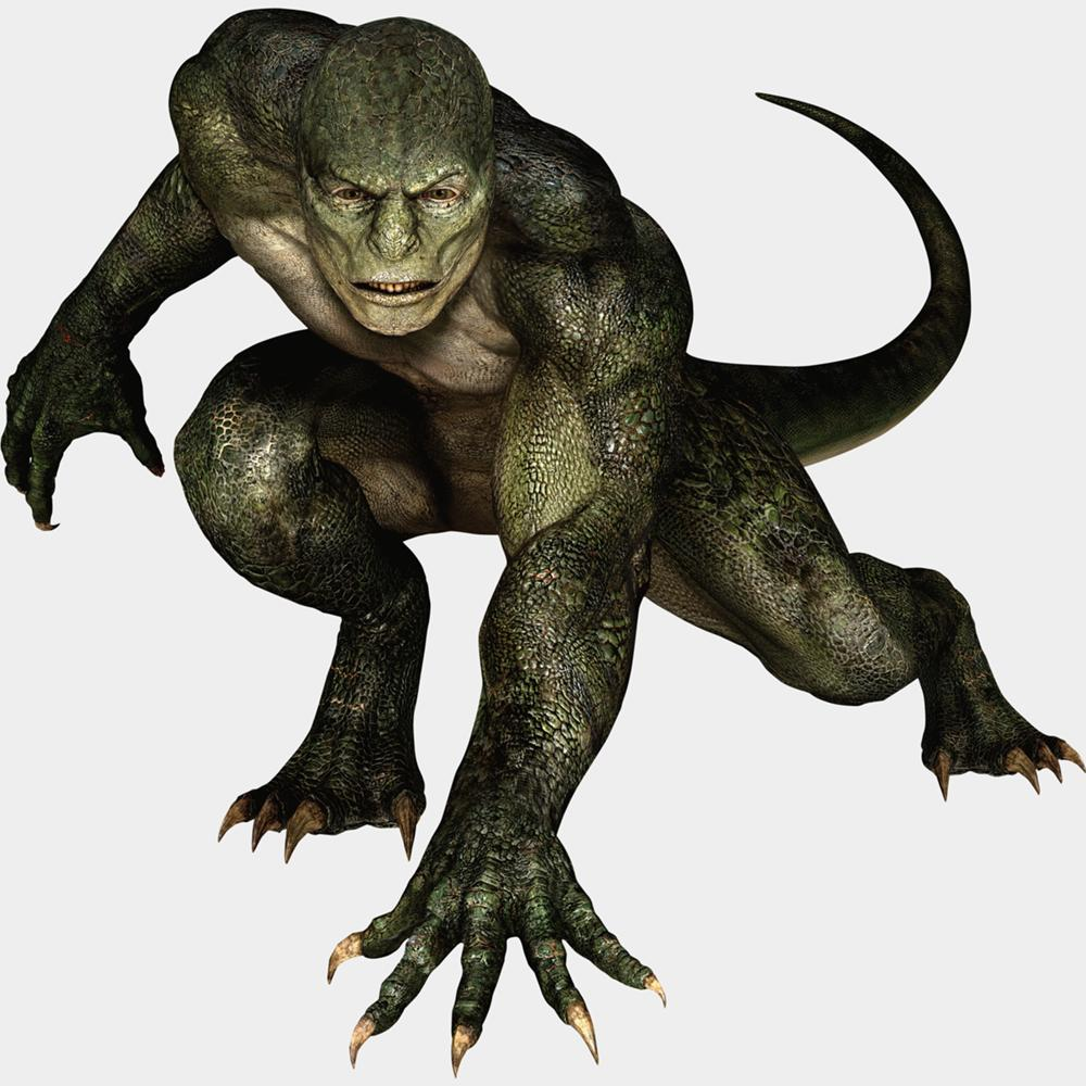 Lizard (The Amazing Spider-Man) | Villains Wiki | Fandom ...