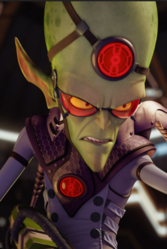Ratchet And Clank Dr Nefarious
