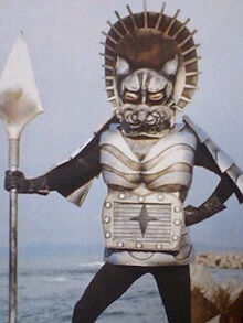 Iron Lion Mask