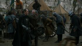 Stannis and Davos