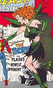 Thorn from Flash Comics Vol 1 89