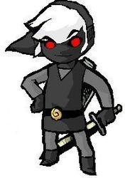 Dark Toon Link