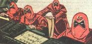 Members of the Secret Empire