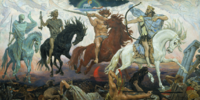 Horsemen of the Apocalypse (religion)