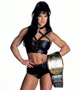 Chyna IC Champion