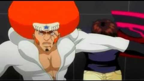 Sado 'Chad' Yasutora vs Gantenbainne Mosqueda Part 2 2