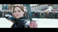 """Mockingjay Part 2 """"Snow's Execution Coin's Death"""" Scene HD"""